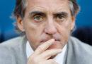 La conferenza stampa di Roberto Mancini, nuovo allenatore dell'Italia, in diretta streaming