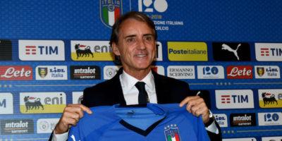 Le prime convocazioni in Nazionale di Roberto Mancini