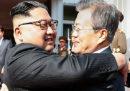 Il dittatore nordcoreano Kim Jong-un e il presidente sudcoreano Moon Jae-in si sono incontrati di nuovo