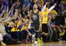 Steph Curry è tornato, ha segnato 28 punti in 27 minuti giocati