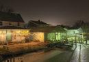 Racconto fotografico di Detroit di notte