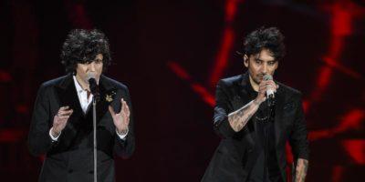 Chi sono Ermal Meta e Fabrizio Moro, stasera all'Eurovision Song Contest