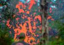 Alle Hawaii continua l'eruzione del Kilauea