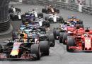 L'ordine d'arrivo del Gran Premio di Formula 1 di Monaco