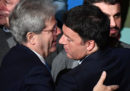 Renzi dice che se si vota presto Gentiloni sarà il candidato a presidente del Consiglio del PD
