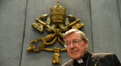 Australia, cardinale Pell rinviato a giudizio per abusi sessuali