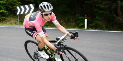 Yates cala il tris, vince in rosa anche a Sappada