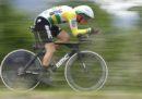 Rohan Dennis ha vinto la cronometro Trento-Rovereto, 16ª tappa del Giro d'Italia