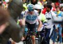Chris Froome ha vinto la terzultima tappa del Giro d'Italia ed è la nuova maglia rosa