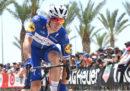 Elia Viviani ha vinto in volata la seconda tappa del Giro d'Italia, da Haifa a Tel Aviv