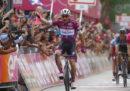 Elia Viviani ha vinto in volata la terza tappa del Giro d'Italia, da Be'er Sheva a Eilat