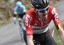 Tim Wellens ha vinto la quarta tappa del Giro d'Italia, da Catania a Caltagirone