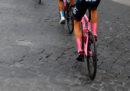 Gli ultimi giri dell'ultima tappa del Giro d'Italia, a Roma, non verranno considerati a causa delle buche nelle strade