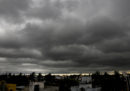 Almeno 95 persone sono morte per una tempesta di sabbia in India