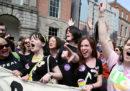 L'Irlanda ha votato a favore dell'aborto