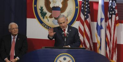 Gli americani non sono stati i primi ad aprire un'ambasciata a Gerusalemme