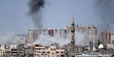 Israele e la Striscia di Gaza si attaccano