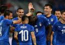 L'Italia ha vinto 2-1 l'amichevole contro l'Arabia Saudita, la prima con il nuovo allenatore Roberto Mancini