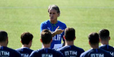 Italia-Arabia Saudita è la prima partita della nuova Nazionale