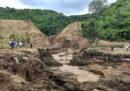 Le foto della diga che ha ceduto in Kenya