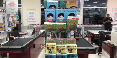 Una grande società che distribuisce i libri ai supermercati è in liquidazione