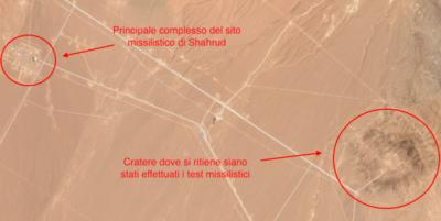 Come si scopre l'esistenza di un sito missilistico segreto?