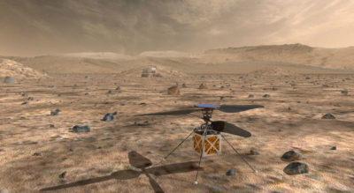 La NASA invierà un elicottero su Marte