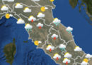 Le previsioni meteo per mercoledì 16 maggio