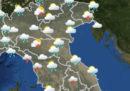 Le previsioni meteo per domani, martedì 22 maggio