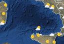 Le previsioni meteo per giovedì 24 maggio