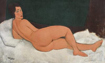 """Nu Couché (Sur Le Côté Gauche)"", di Modigliani, è stato venduto per 157 milioni di dollari"