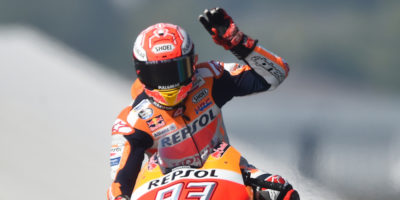 Marc Marquez ha vinto il Gran Premio di Francia