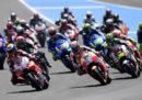 MotoGP: l'ordine di arrivo del Gran Premio di Spagna