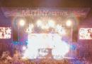 Il Mutiny Festival, un festival musicale del Regno Unito, è stato cancellato dopo la morte di due persone