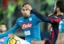 Napoli-Crotone in streaming e in diretta TV