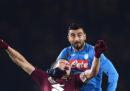 Napoli-Torino in streaming e in diretta TV