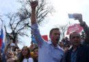 Alexei Navalny è stato arrestato per l'ennesima volta
