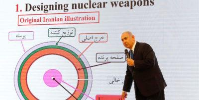 Netanyahu dice che l'Iran ha mentito per anni sul proprio programma nucleare