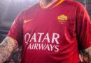 Com'è la nuova maglia della Roma