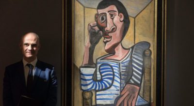 Un quadro di Picasso è stato danneggiato prima di essere messo all'asta
