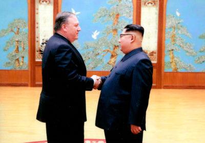 Nord Corea, Pompeo tornerà con i 3 prigionieri Usa