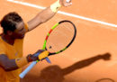 Rafael Nadal è il primo finalista degli Internazionali di Roma: in semifinale ha battuto Novak Djokovic