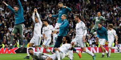 Il Real Madrid è in finale di Champions League