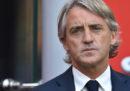 Roberto Mancini è il nuovo allenatore dell'Italia
