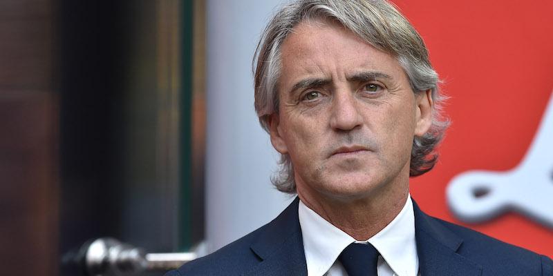 """Roberto Mancini: """"(..) spero si risolva al più presto, è tutto terribile, dispiace che non si possa giocare ma oggi la cosa più importante è risolvere questa situazione(..)"""""""