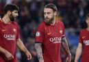 La Roma è stata eliminata dalla Champions League