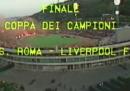 Quel Roma-Liverpool del 1984