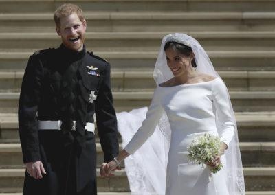 """informazioni per corrispondenza di colore migliore qualità per Foto e video del """"royal wedding"""", tra il principe Harry e ..."""