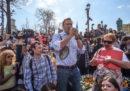 Google ha rimosso una pubblicità di Alexei Navalny che chiedeva di protestare contro il governo russo