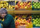 Stiamo comprando più frutta e verdura confezionata